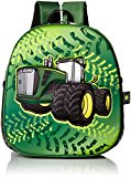 John Deere Boys\' Toddler Backpack, Green